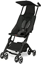 GB Pockit Stroller Monument Black 2016