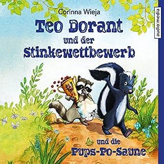 Teo Dorant und der Stinkewettbewerb und die Pups-Po-Saune Titelbild