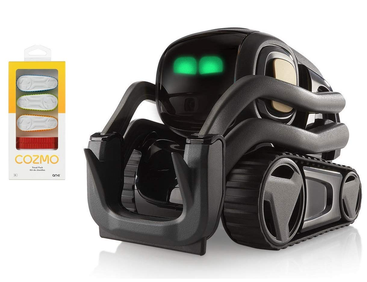 Buy Anki Vector Robot, A Home Robot Who Hangs Out & Helps Out ...