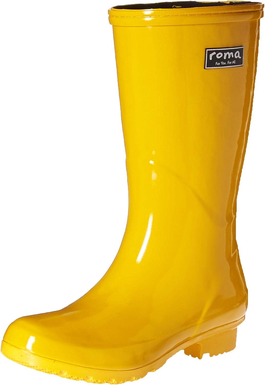 Roma Boots Womens Emma-Short Rain Boot
