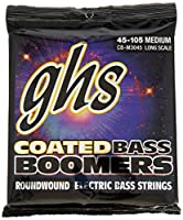 ghs エレキベース弦 Coated BASS BOOMERS/コーテッド・ベースブーマーズ ミディアム 45-105 CB-M3045