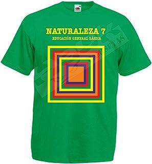 Desconocido Camiseta EGB Naturaleza.