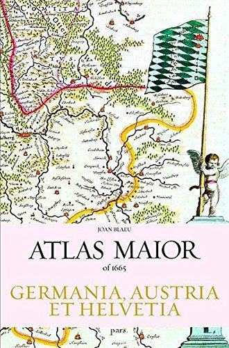 Atlas maior of 1665 : 2 volumes : Tome 1, Germania ; Tome 2, Germania, Austria & Helvetia