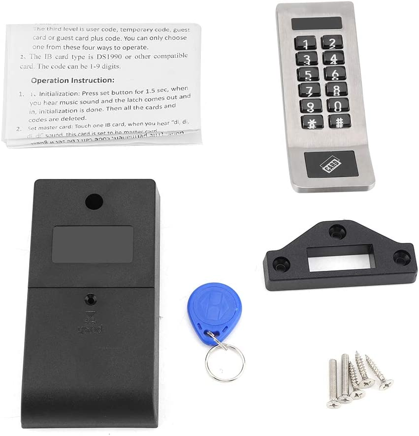 OFFicial shop Taidda Manufacturer OFFicial shop Coded Security Lock Boxes Cab Code Digit Combination Cam