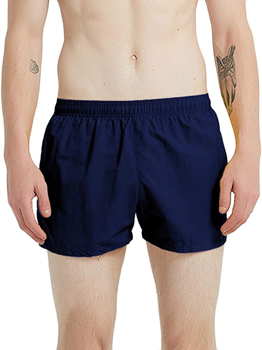 SUNDAY Year-end annual account ROSE Men's Running Shorts 3 W Dry Athletic Inch safety Quick Gym