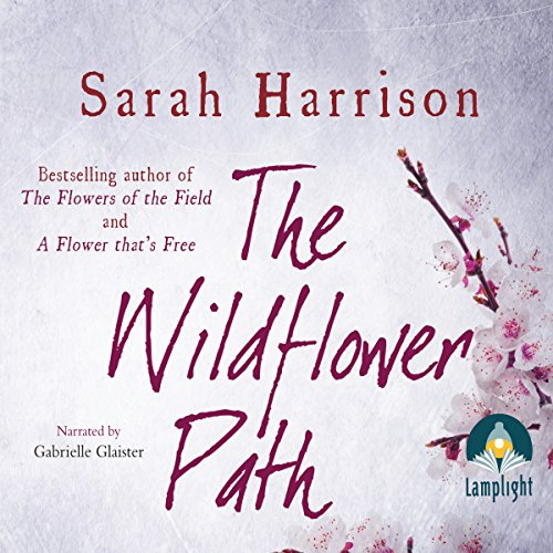 The Wildflower Path audiobook cover art