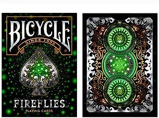 Bicycle Fireflies Oyun Kağıdı Koleksiyonluk Cardistry Kartları