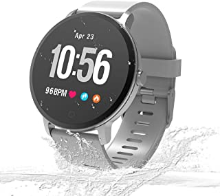 UniqueFit Smart Watch Fitness Tracker Smart Watch IP67 Waterproof Activity Tracker Sleep Monitor, Step Counter, Smart Sports Watch for Kids Women and Men