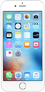 Điện thoại di động Apple – Apple iPhone 6S Plus, 64GB, Silver – For AT&T / T-Mobile (Renewed)