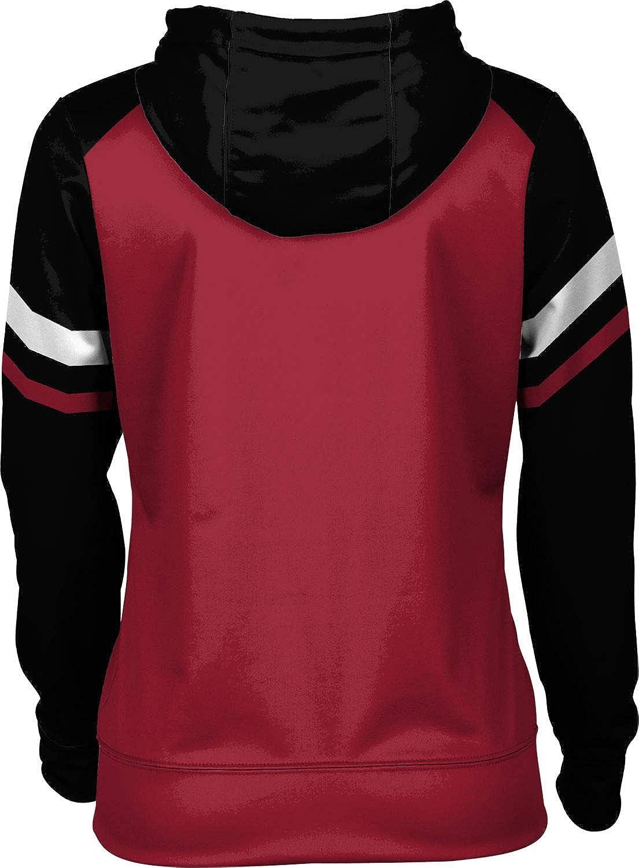 ProSphere Temple University Basketball Girls' Pullover Hoodie, School Spirit Sweatshirt (Old School)
