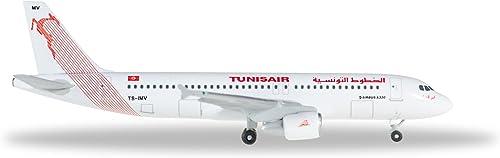 Herpa - 527828 - A320 Tunisair