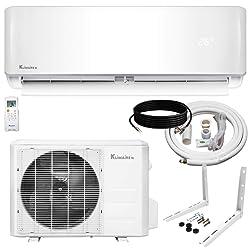 Klimaire 12,000 KSIV 19 SEER Ductless Mini-Split Inverter Air Conditioner