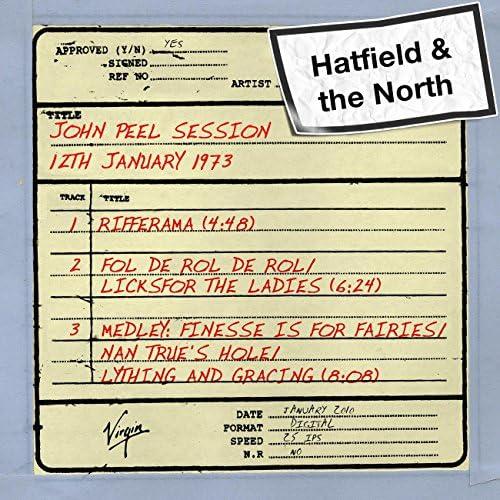 ハットフィールド&ザ・ノース