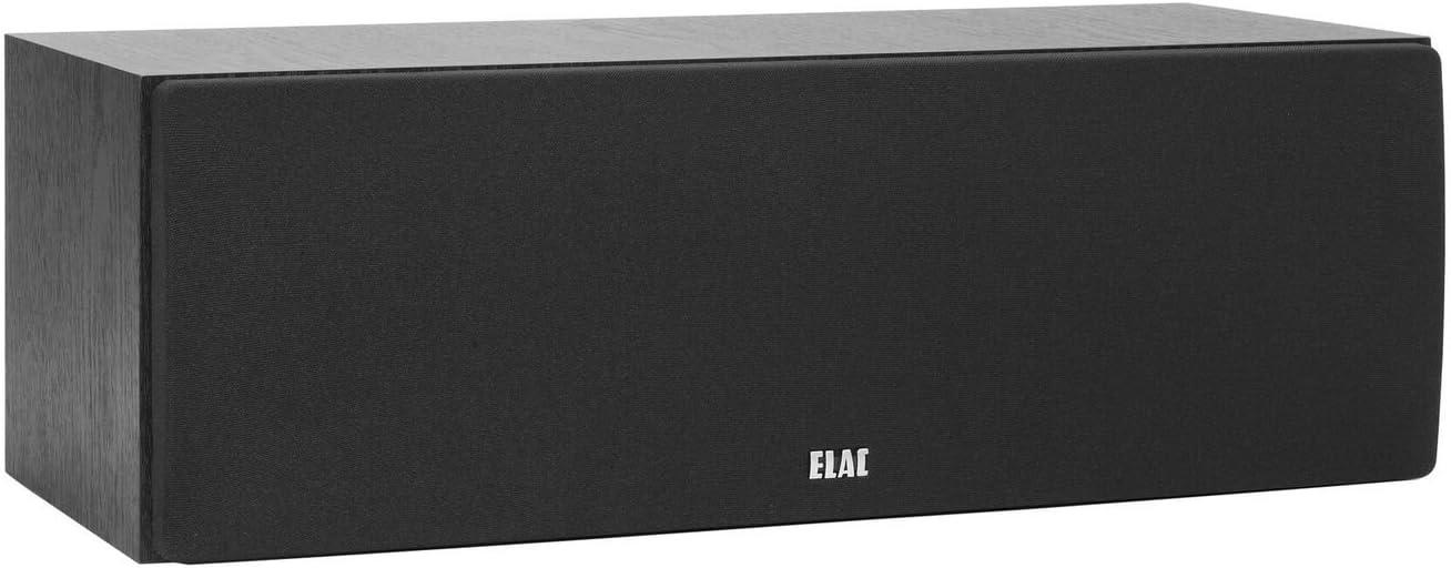 ELAC Debut 25% OFF Now on sale 2.0 C5.2 Black Center Speaker