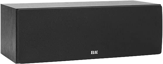 ELAC Debut 2.0 C5.2 Center Speaker, Black