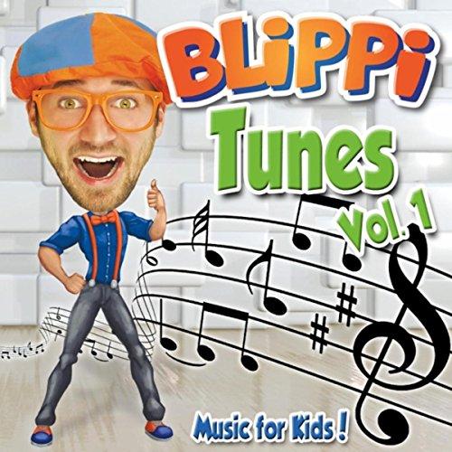 Blippi Tunes, Vol. 1