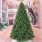 MTree 8ft 240cm Arbol De Navidad Apagado, Premium Artificial Realista Vacaciones Decoración Árbol...