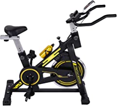 Indoor Cycling Bike Stationary,Indoor Cycling Bike Fitness Stationary All-Inclusive Flywheel Bicycle with Resistance for Gym Home Cardio Workout Machine Training New Version