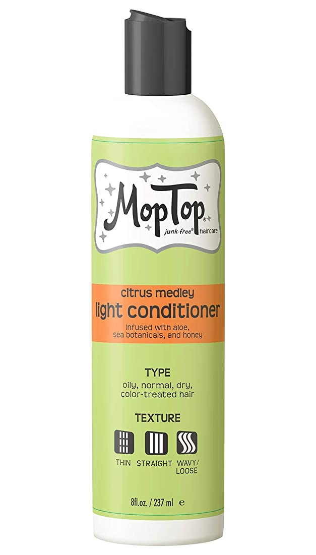 スパン発生尋ねるMopTop Light Conditioner - Citrus Medley by MopTop