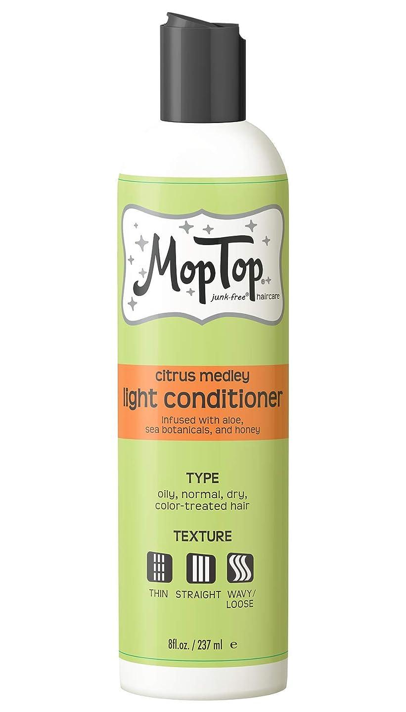 学んだ流産損傷MopTop Light Conditioner - Citrus Medley by MopTop