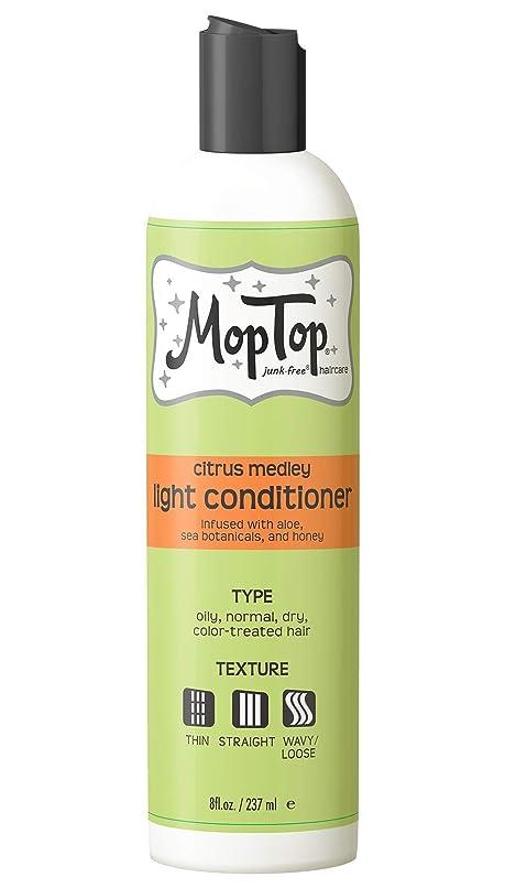 ゆり打ち負かすブラシMopTop Light Conditioner - Citrus Medley by MopTop