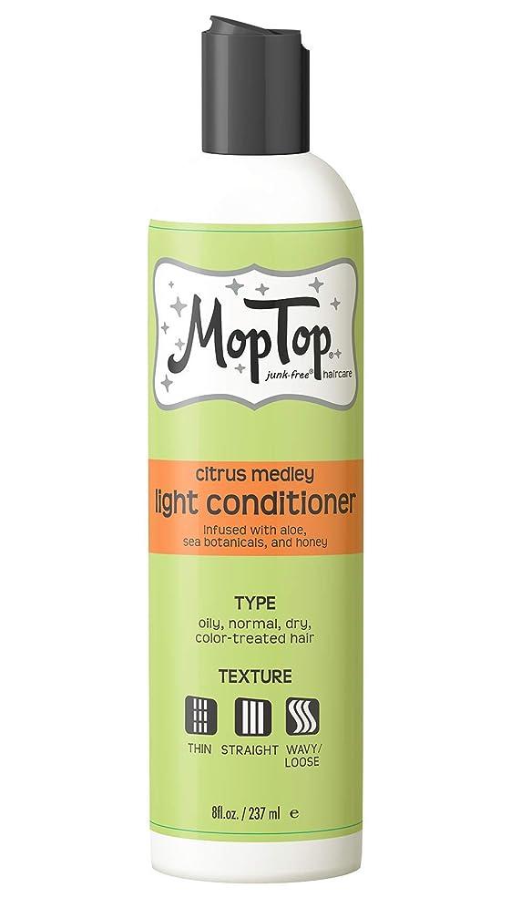 外観有名な美徳MopTop Light Conditioner - Citrus Medley by MopTop