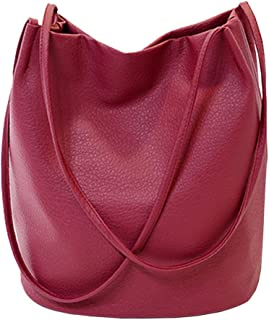 حقيبة بوكيت حقيبة يد جلدية للنساء محفظة حمل هوبو حقائب الكتف
