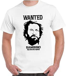 T-shirt donna BUD SPENCER Vintage Fighter BANANA JOE Lo chiamavano Trinità