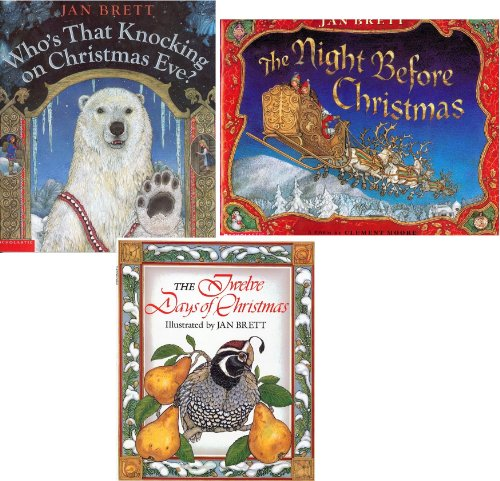 The Night Before Christmas / The Twelve Days of Christmas / Who's That Knocking on Christmas Eve?