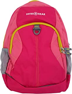 "Swiss Gear Pink 18"" Computer Backpack Large Capacity School Travel Pack"