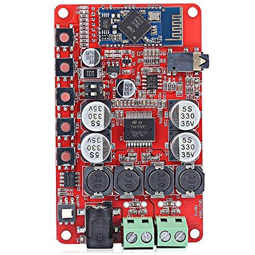 Verwisselbare Accessoires LDTR - WG0068 TDA7492P Audio Receiver Versterker Board Tuner Bluetooth 4.0 - ROOD