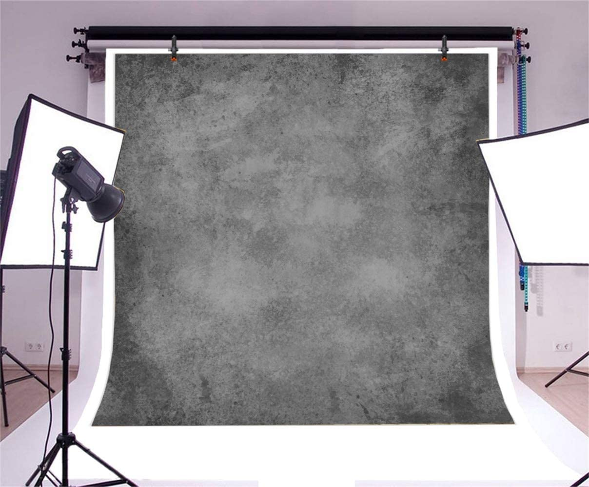 Nostalgia Style Wallpaper Clothes Product Shoot Studio Props H Laeacco 3x5ft Grunge Abstract Grey Vinyl Photography Background Child Adult Pets Personal Artistic Portrait Shoot Backdrop 1m x1.5m W