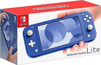 Consola Nintendo Switch Lite Azul - Standard Edition