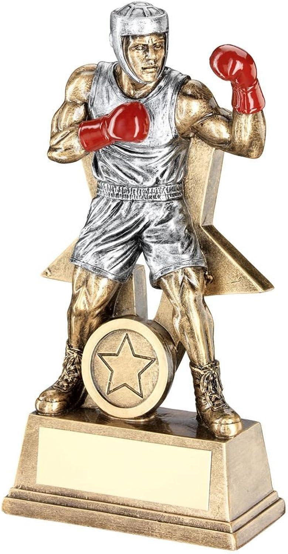 BRZ Pew rot Stecker Boxen Figur mit Star Unterstützung Trophy (2,5 cm Mitte) – 9 in B07CTM7L3J  Globale Verkäufe
