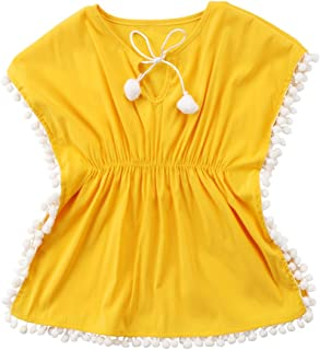 baby beach cover up