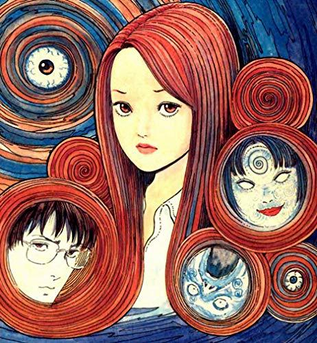 Uzumaki Vol. 1: Great Manga Book for Adolescent and Adults (English Edition)
