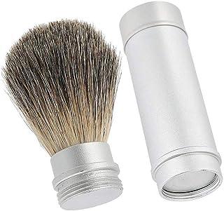 Healifty アルミチューブ付剃毛ブラシ