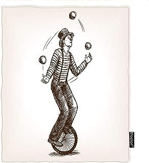 Best vintage circus juggler Reviews