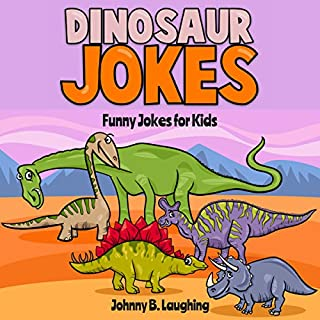 Dinosaur Jokes cover art