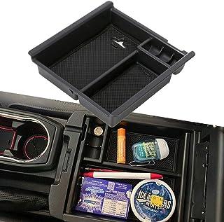 EDBETOS TACOMA Car Center Console Armrest Box Glove Box Secondary Storage Console Organizer Insert Tray For Toyota Tocoma ...