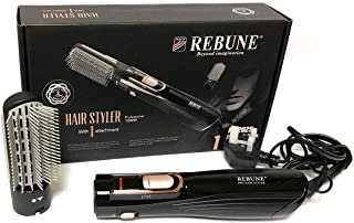 Hair Styler with 1 Attachment RE-2025-1 by REBUNE - 1200 W