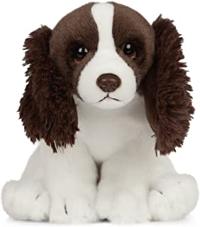 Living Nature AN436 Pets English Springer Spaniel Puppy Plush Toy