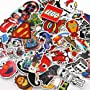 UTSAUTO Graffiti Stickers Decals Pack of 100 pcs Car Stickers Motorcycle Bicycle...