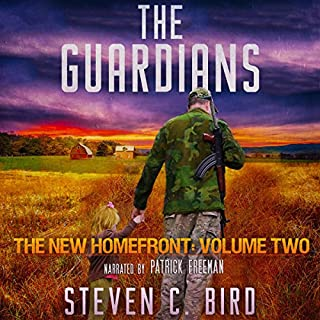 The Guardians: The New Homefront, Volume 2 audiobook cover art