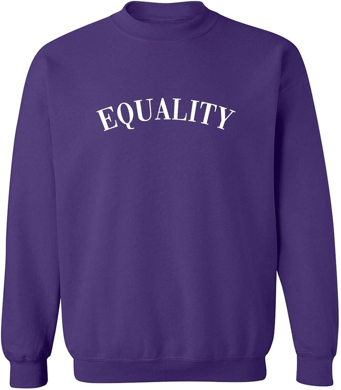 EQUALITY Crewneck Sweatshirt