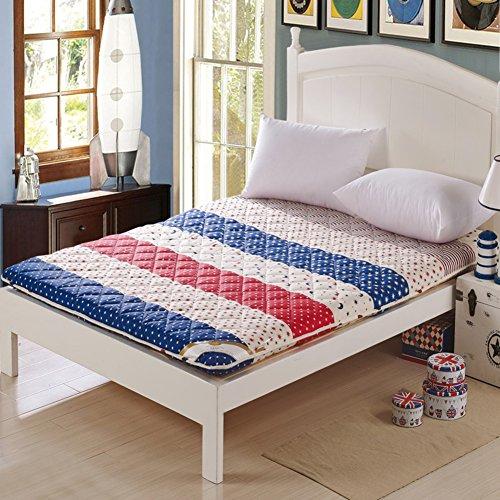 KELE Thickened,Tatami,Mattress Single,Double,Dormitorio Studentesco,Bed Cushion-E 120x200cm(47x79inch)
