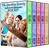 The Spanking Sorority Box Set: Tales of Phi Gamma Beta (English Edition)
