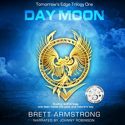 Day Moon audiobook cover art