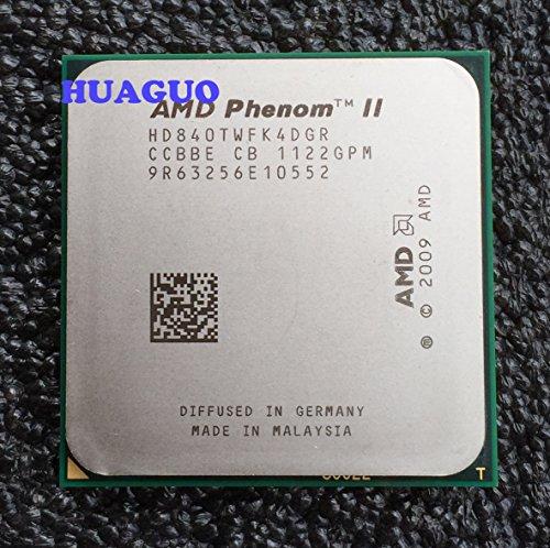 AMD Phenom II X4840T 2,9GHz 95W Quad-Core CPU Prozessor hd840twfk4dgr Sockel AM3