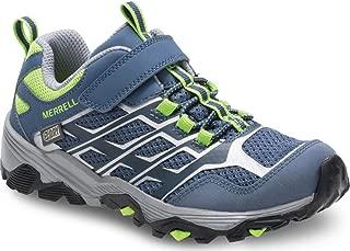 Merrell Boys Moab FST Low A/C WTRPF Hiking Shoes